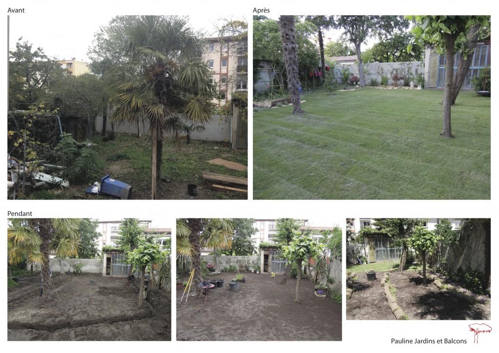 Jardin Toulouse 2